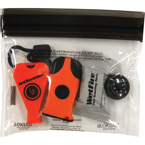 Ultimate Survival Technologies BASE Kit 1.0, Orange by Generic
