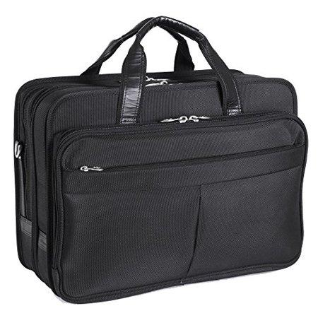 Walton Expandable Nylon Laptop Case by McKlein