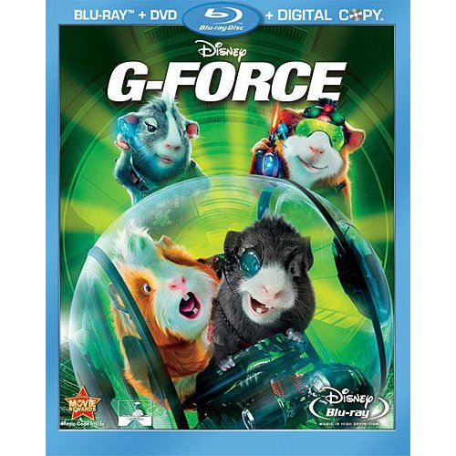 G-Force (Blu-ray   DVD) (Widescreen)