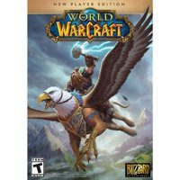 World of Warcraft: New Player Edition, Blizzard Entertainment, PC, 047875730618