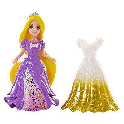 Disney Princess MagiClip Rapunzel w  Extra Dress by Mattel