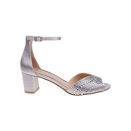 Sycamore Embellished Heeled Sandals