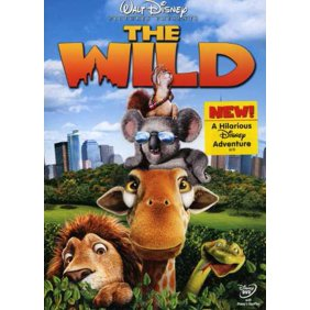 The Wild Blu Ray Dvd Walmart Com Walmart Com