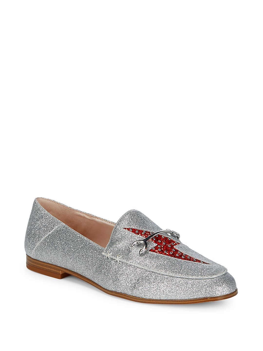 Wild Girls Glitter Loafer