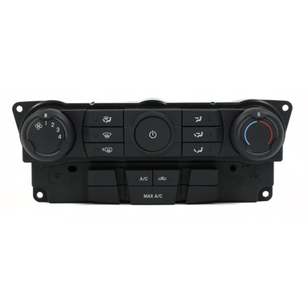 Ford Climate Control - 2008-2011 Ford Focus Factory OEM Climate Control Panel Part Number AS43-19980-AA