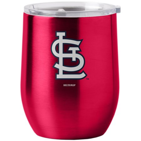 (St. Louis Cardinals 16oz. Curved Ultra Tumbler - No Size)
