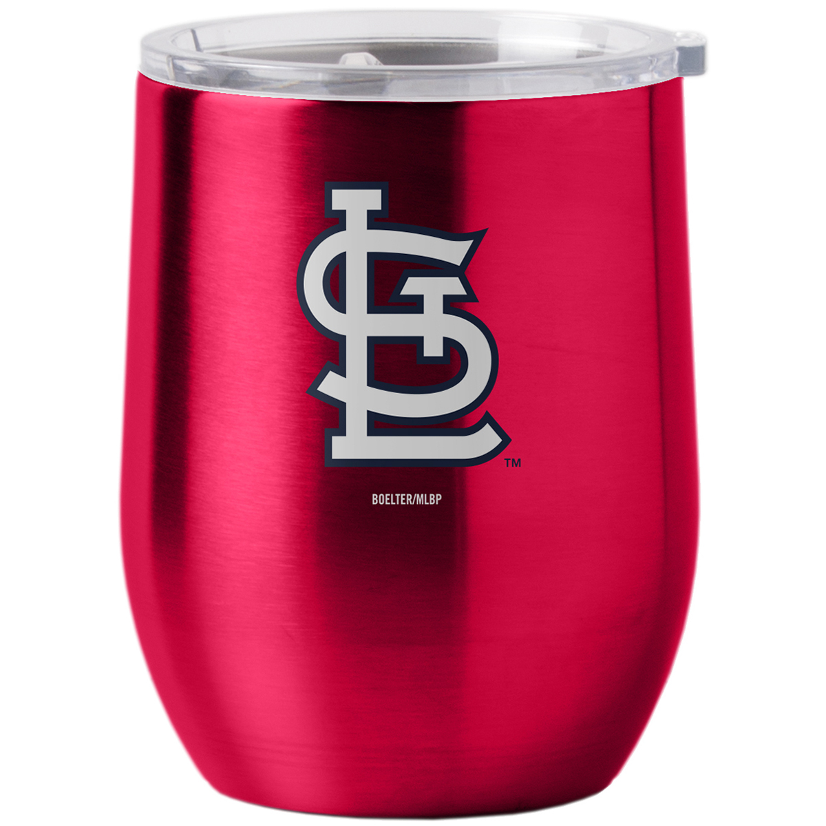 St. Louis Cardinals 16oz. Curved Ultra Tumbler - No Size