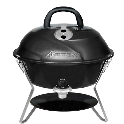 Marsh Allan Tabletop Portable 1-Burner Propane Gas Grill
