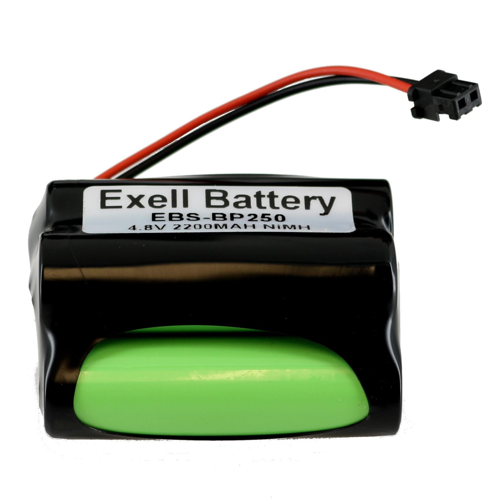 Pro-90 BP120 BP180 BP250 BP150 Replacement Battery for Radio Shack 20-520