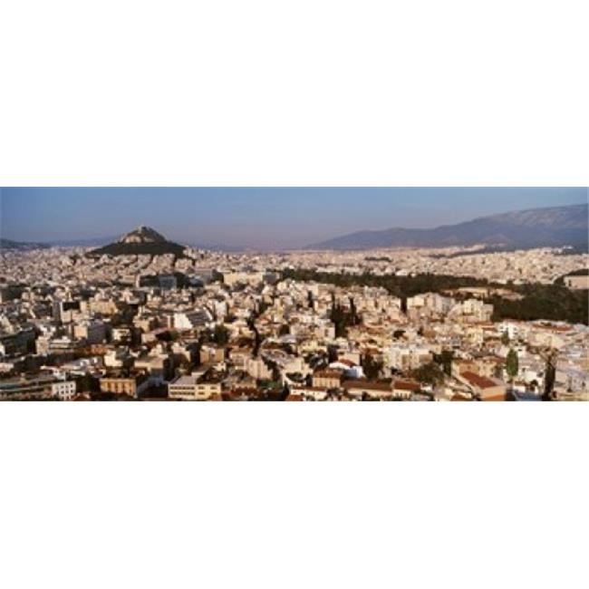 Panoramic Images PPI87753L Athens  Greece Poster Print by Panoramic Images - 36 x 12