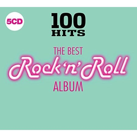100 Hits: The Best Rock Album / Various (CD) (Best Modern Rock Albums)