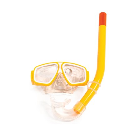 Yellow Monaco Junior Sport Scuba Swim Set - image 1 de 1