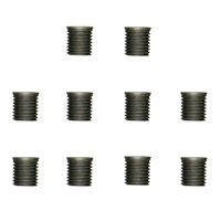 Time-Sert 07621 7/16-20 x .620 Inch Carbon Steel Insert  - 10 Pack