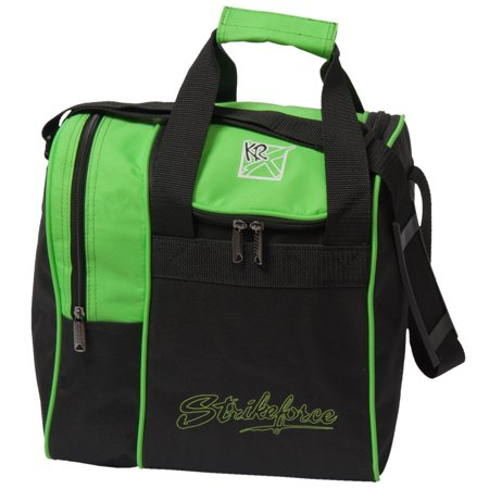 One Ball Knits Purses - Rook Single Ball Bowling Tote Bag - Lime