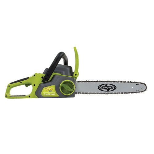 "Sun Joe iON 40V Cordless 16"" Chain Saw (Core Tool Battery Charger Not Included) � ION16CS-CT by Overstock"