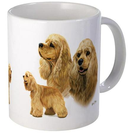 Springer Cocker Spaniel (CafePress - Cocker Spaniel (American) Mug - Unique Coffee Mug, Coffee Cup)