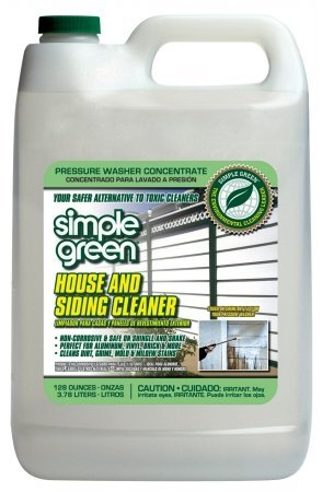 128oz House Amp Siding Pressure Washer Cleaner Cleans Mold