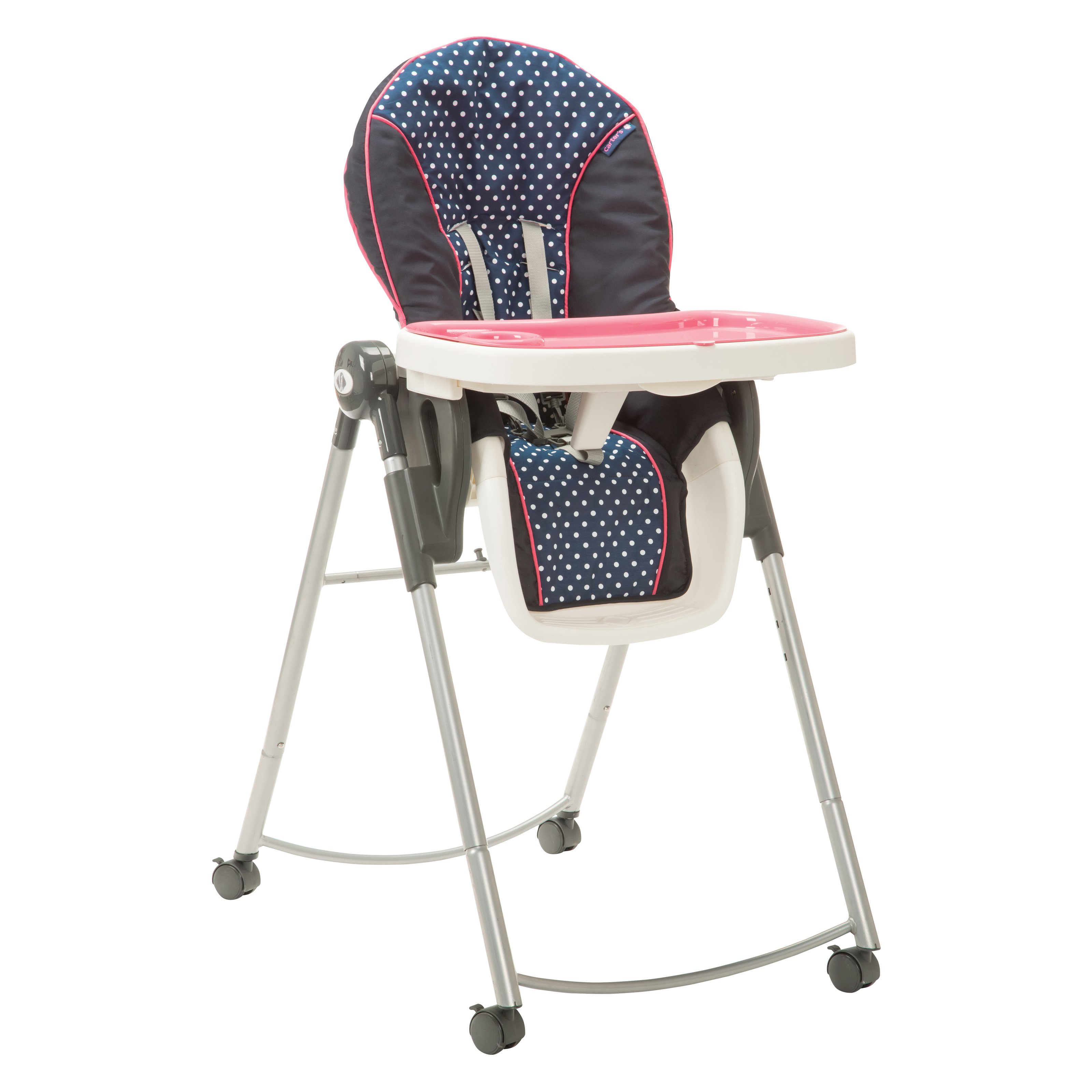 Carters Cute As A Hoot Adjustable High Chair Walmart