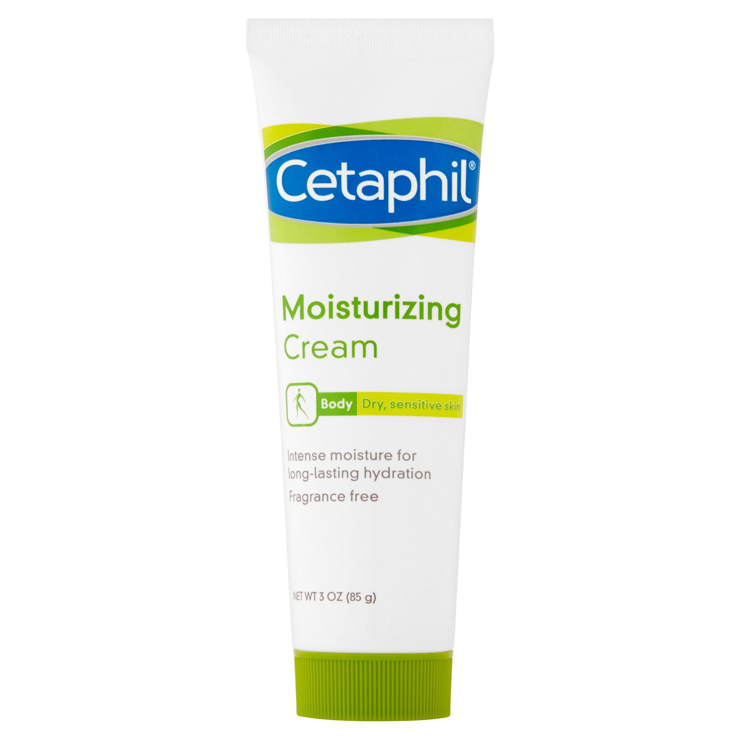 Cetaphil Moisturizing Cream, 3 oz