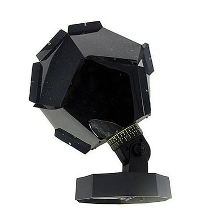 LED Star Projection Lamps Universe Firmament Night Light Projector of Yellow Color Shadow of Constellation Stars