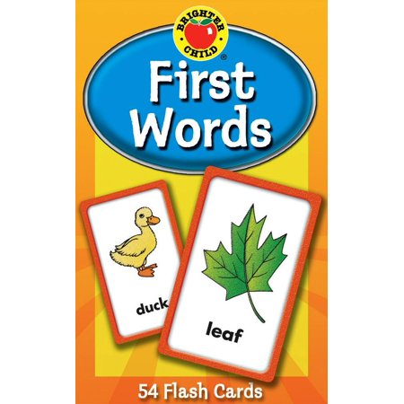 First Words - Build A Word