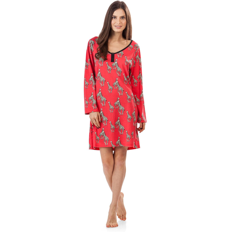 BHPJ By Bedhead Pajamas Women's Long Sleeve Henley Nights...