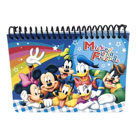 Disney Mickey Mouse and Friend Blue Autograph Book](Graduation Autograph Books)