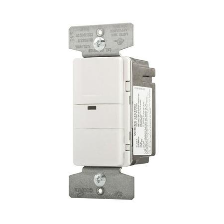 Eaton OSP10M-LA Occupancy Sensor PIR, Passive Infrared Sensors, Single Pole 3-way 120/277V Grd