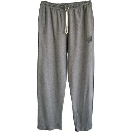 Campus Colors Adult Logo Scuba Pants - Gray (Campus Pants)
