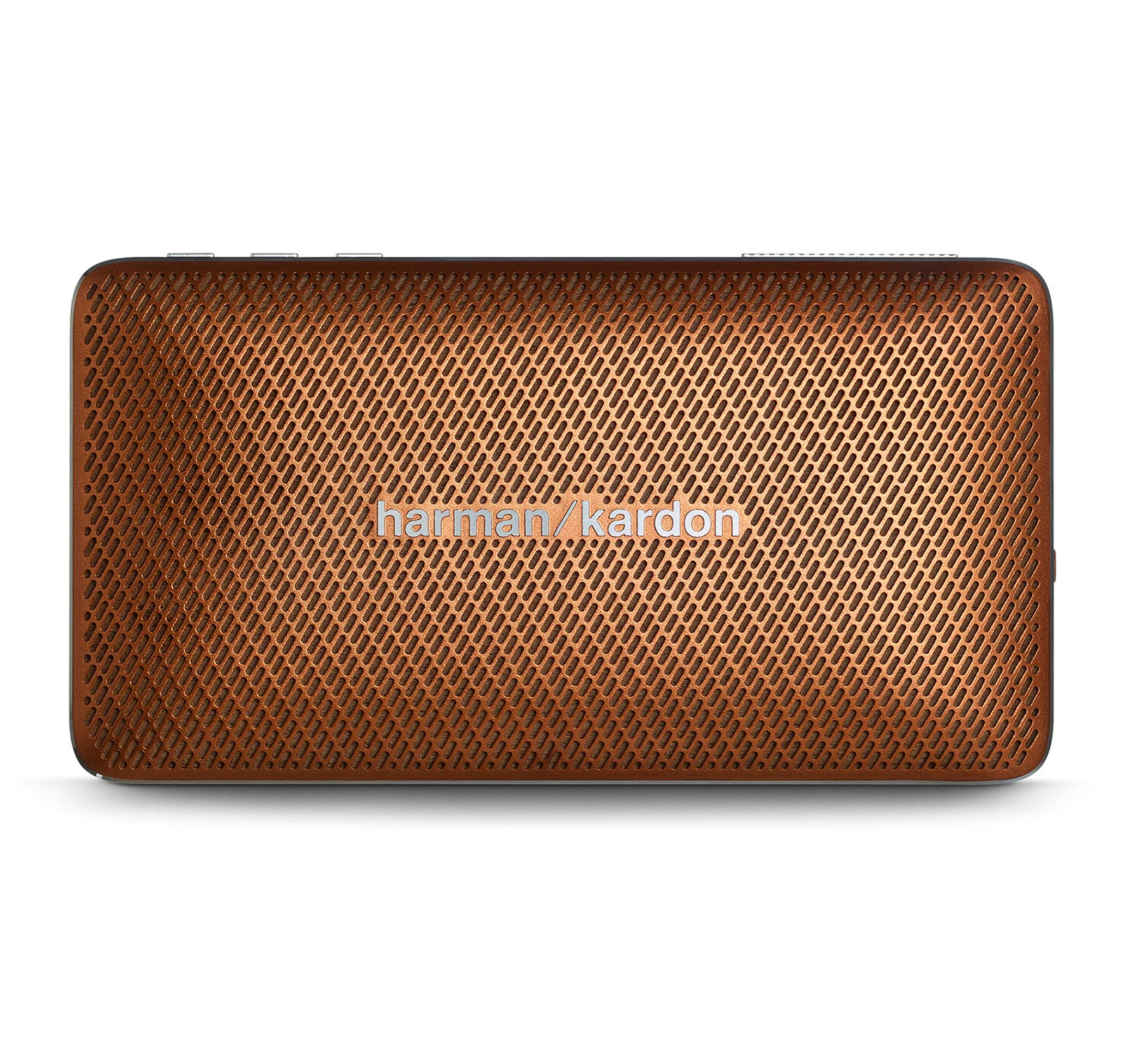 Harman Kardon Esquire Mini Brown Open Box Bluetooth Speaker by Harman Kardon