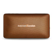 Harman Kardon Esquire Mini Brown Portable Bluetooth Speaker w/Speakerphone
