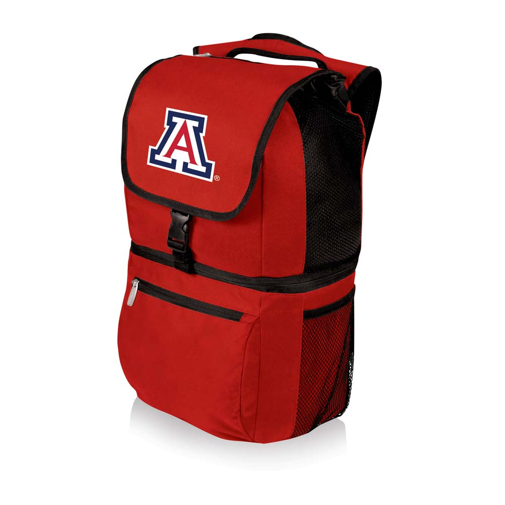 Arizona Zuma Embroidered Cooler Backpack (Red)