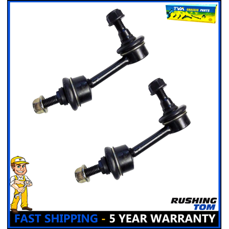 Front Sway Bar End Links 03-06 Ford Expedition Lincoln Navigator 2WD 4WD K80239