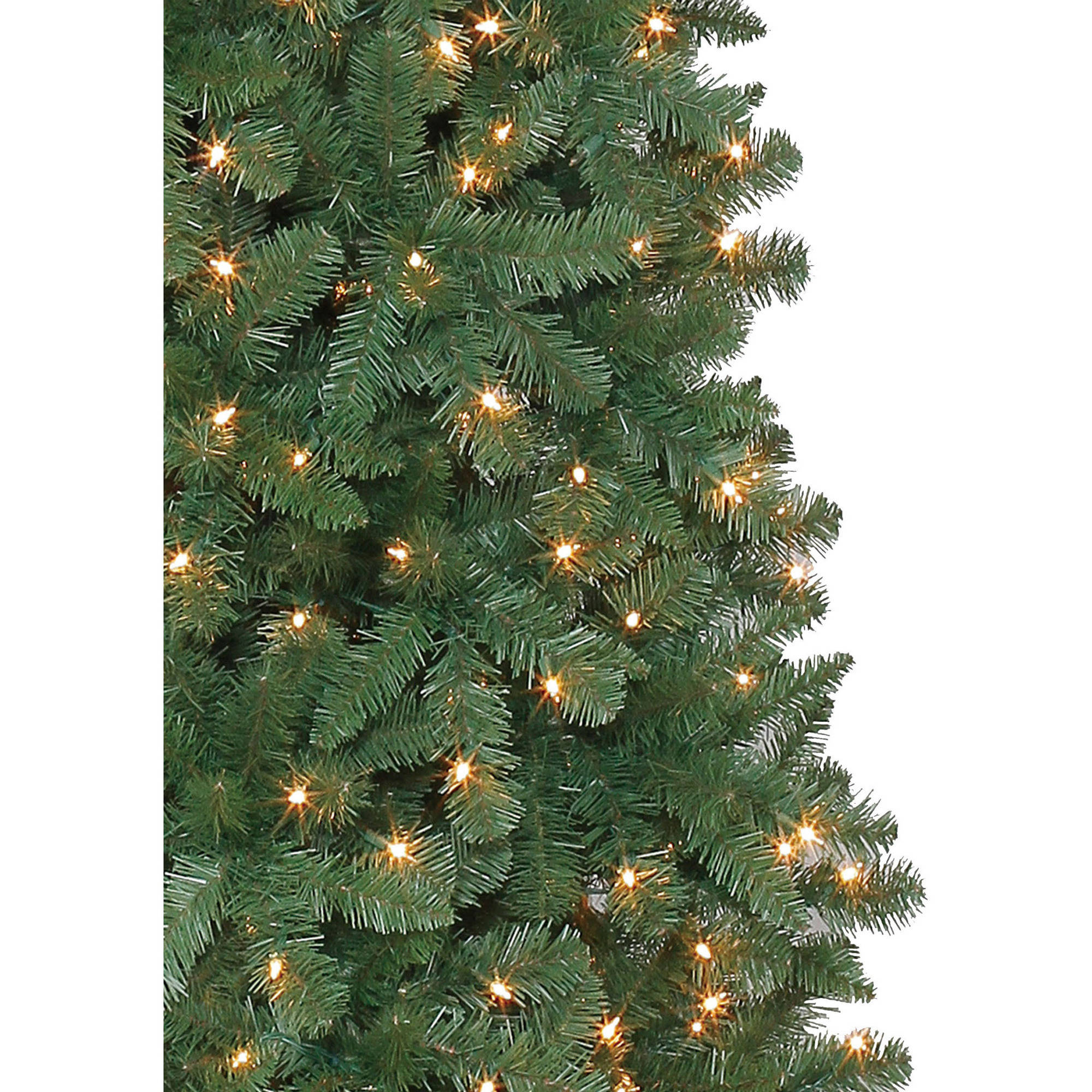 Holiday Time Pre-Lit 7' or 9' Adjustable Kimberly Pine Artificial ...