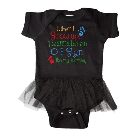 Cute Mommy And Baby Halloween Costumes (OBGYN Like Mommy Infant Tutu)