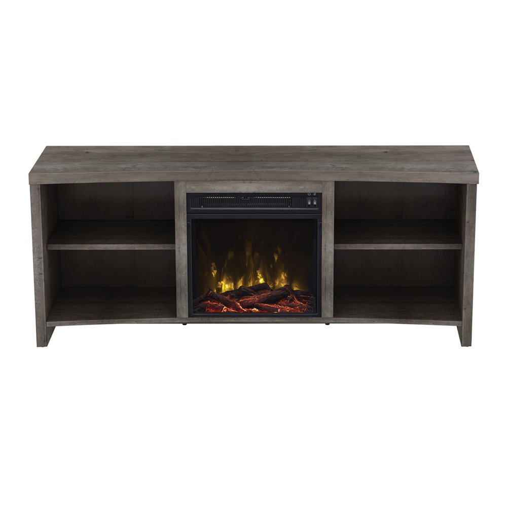 Classic Flame Shelter Cove 65 in. TV Stand with Electric ...