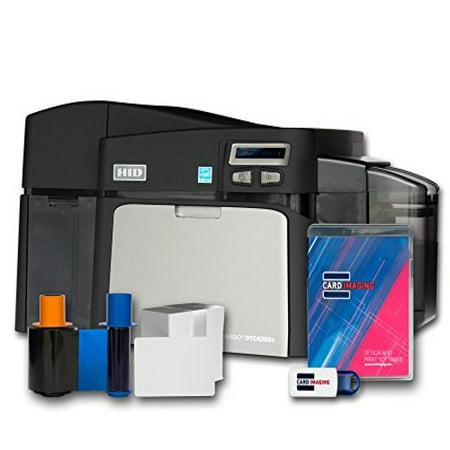 Fargo DTC4250e Dual-side ID Card Printer & Supplies - Fargo Id Systems