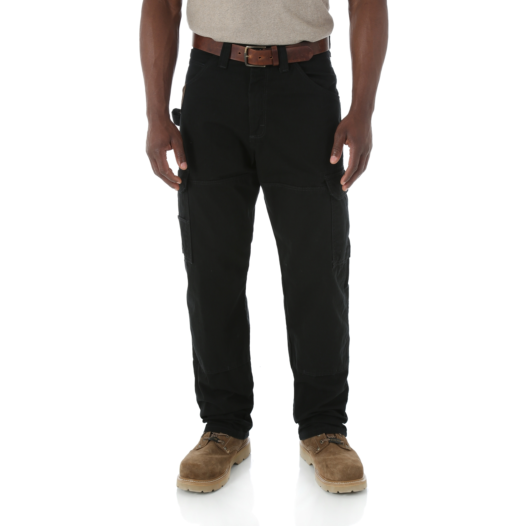 Wrangler RIGGS WORKWEAR Ripstop Ranger Pant - Black