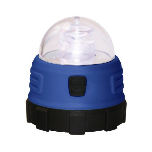 Texsport First Gear Mini Dome Battery Operated LED Light with Magnet