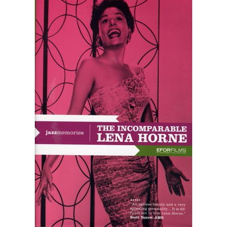 Incomparable Lena Horne (DVD) (Lena Horne Songs)