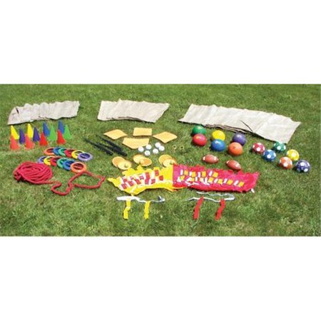 Olympia Sports KT077P Field Day Activity Pack - Field Day Activities
