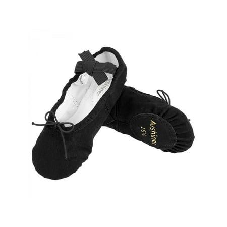 kids split sole ballet shoes house slippers for children cybst