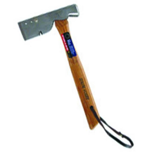 SCY TL525 Roofing Hatchet with Wood Handle by SCY