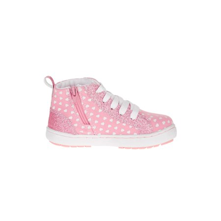 Child of Mine by Carter's Aaliyah Toddler Girls' Casual Shoe - High Heel Shoes For Kids Girls