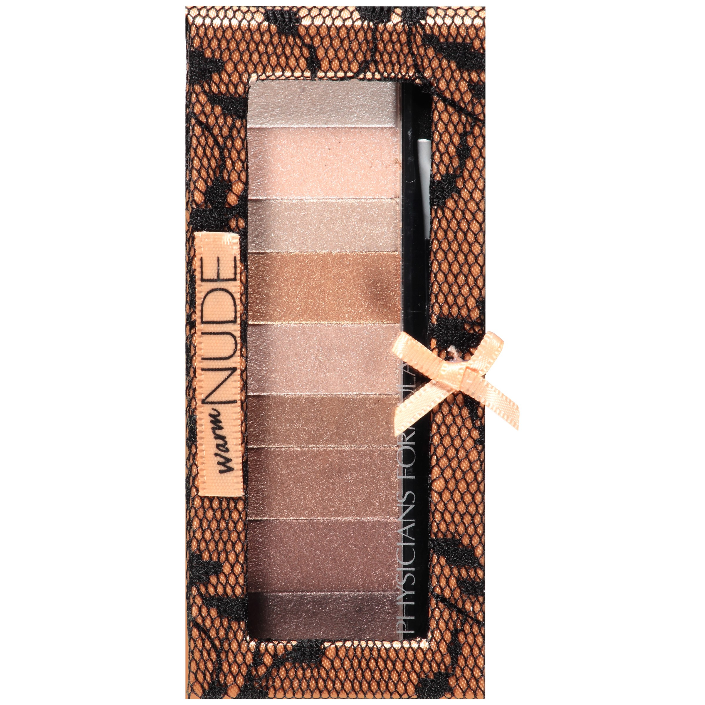 Physicians Formula Shimmer Strips Custom Eye Enhancing Eye Shadow Nude Collection - Warm Nude Eyes