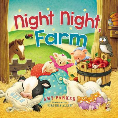 Night Night Farm (Board Book)