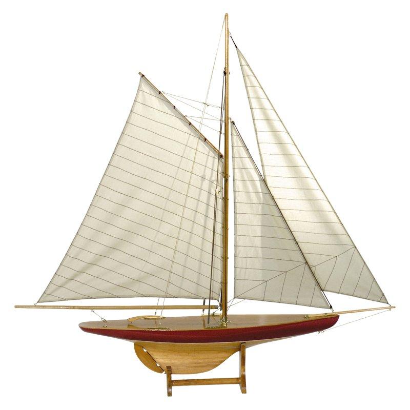 Authentic Models Sail Model 'Defender'