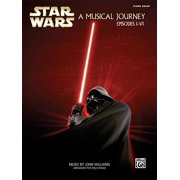 Star Wars - A Musical Journey (Music from Episodes I-VI) (Paperback)