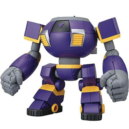 Mega Man X Super Mini Pla Vile's Armor Model Kit