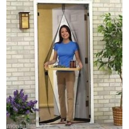 Jobar Ideaworks Instant Sliding Door Screen Walmart Com